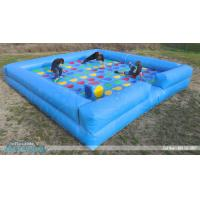Wholesale MEGA TWISTER,giant inflatable game board,inflatable bounce from china suppliers