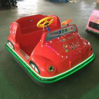 Wholesale Children's toy battery car, bumper car,Coin control small car play in the playground from china suppliers