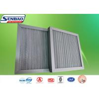 Wholesale Pre Efficiency Aluminum Frame HVAC Air Filters with Aluminum Mesh Washable Air Filter from china suppliers