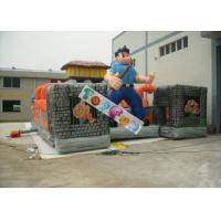 Wholesale Funny Bouncy Castles Inflatable Amusement Park Toys For Kids Play Games from china suppliers