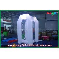 Wholesale 1.5mLX2mWX 2.5mH Inflatable Money Booth With Oxford Cloth For Event from china suppliers