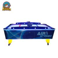 Wholesale Indoor Arcade Game Machines Coin Operated Mini Hockey Table Adjustable Light from china suppliers