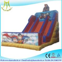 Wholesale Hansel 2017 hot selling PVC outdoor inflatable play area blow up snake from china suppliers