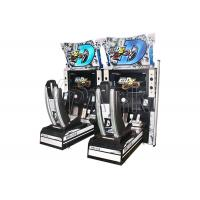 Wholesale Amusement Racing Arcade Video Game Machine Flame Car Simulator Ce Certificate from china suppliers
