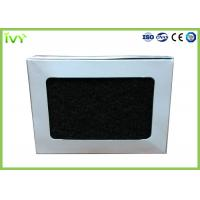 Wholesale Cardboard Frame Activated Carbon Air Filter Moistureproof 3200 M³/H Rated Air Flow from china suppliers