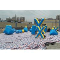 Wholesale inflatable paintball bunkers , inflatable paintball field , paintball fields for sale from china suppliers