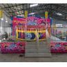 Buy cheap Theme Parks Breakdance Amusement Ride Mini Tagada Disco 9.5kw Power 8p Capacity from wholesalers