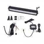 Wholesale 6000K Dual Row Car Light Bar / Aluminum Housing LED Auto Light Bar from china suppliers