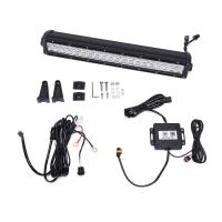 Wholesale 6000K Dual Row Car Light Bar / Aluminum Housing LED Auto Light Bar from china suppliers