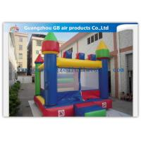 Quality Classic Kids Blow Up Inflatable Bouncy Castle For Children Playground for sale