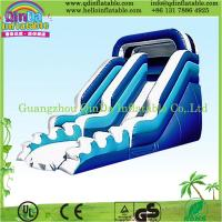 Wholesale 2015 new design inflatable slide, giant inflatable water slide,giant inflatable water slid from china suppliers