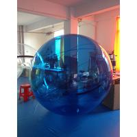 China Outdoor Water Sports Games 2m Diamete Inflatable Crazy Water Balls , CE on sale