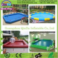 Wholesale Inflatable Swimming Pool/PVC Pool Inflatable Water Pool for Kids Boat, Water Ball from china suppliers