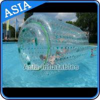 Wholesale Inflatable Aqua Roller Games For Outdoor Summer Water Entertainment from china suppliers