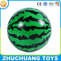Wholesale best quality hot wholesle pvc inflatable watermelon ball from china suppliers