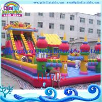 Wholesale inflatable slide bouncer combo,inflatable bouncer pvc,jumper bouncers inflatable from china suppliers