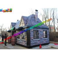 China Customized Inflatable Party Tent Inflatable Building Pub Bar Durable on sale