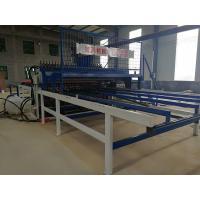 China Reinforced Wire Mesh Making Machine , Welded Wire Mesh Machine / Equipment on sale