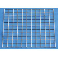 Wholesale 1 . 0 mm Diameter Industrial Wire Mesh Grid Reinforcement For Concrete Slab from china suppliers