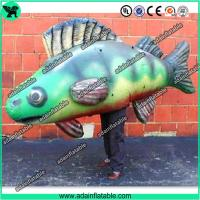 Wholesale Inflatable Fish Costume,Inflatable Fish Cartoon,Inflatable Fish Mascot, Tropical Fish from china suppliers