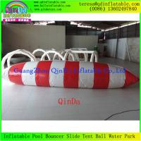 China Wholesale Inflatable Water Jumping Bag Customized Water Sport Game Water Blob