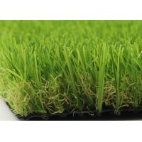 Wholesale Resilient Artificial Golf Turf UV Stable Lively Color 3 / 8 Inch Gauge from china suppliers