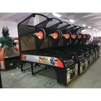 Wholesale Professional Street Electric Arcade Basketball Game Machine with Metal Frame from china suppliers