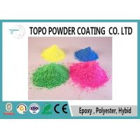 Wholesale Health Safety Yellow RAL 2003 Pastel  Pure Polyester Powder Coating from china suppliers
