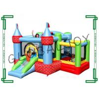 Wholesale Indoor Inflatable Bouncer House Basketball Hoop for Children from china suppliers