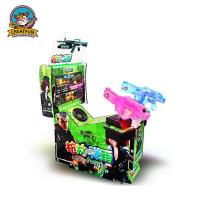 Wholesale Standing Up Arcade Game Machines Thrilling Target Shooting Game For Adult from china suppliers