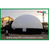 Wholesale Outdoor Inflatable Planetarium Dome For School , Large Inflatable Tent from china suppliers