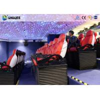 Wholesale Immersive 9D Cinema System With Spray Air And Water Function Indoor Theme Decoration from china suppliers