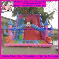 Wholesale Good quality commercial inflatable vagina slide , giant inflatable slide for adult from china suppliers