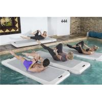 Wholesale Durable Inflatable Aquabase Board , Water Exercise Mat OEM / ODM Available from china suppliers
