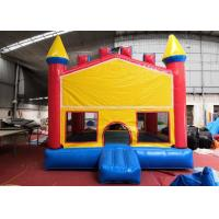 Wholesale Attraction Moonwalk Bouncy Castle Theme Banner Jumpy House For Adults from china suppliers