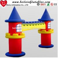 Wholesale Customizes house door adverting inflatable arch from china suppliers