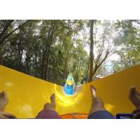 Buy cheap Commercial 2000 Sq.M SGS Spiral Water Slide from wholesalers
