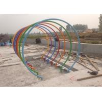Wholesale Water Spray Park Rainbow Circle Children Water Playground Colorful ISO CE SGS from china suppliers