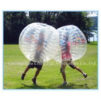 Wholesale Hot Popular Inflatable Bubble Bumper Ball for football game from china suppliers