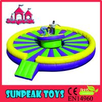 Wholesale SP-1302 InflatableSportsGame/InflatableWipeoutGameFor Sale from china suppliers