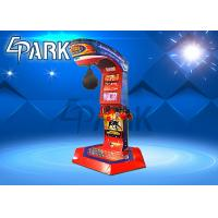 Iron Metal And Tempered Glass Arcade Game Machine Coin Operated