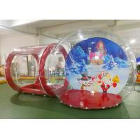 Quality Crystal Inflatable Bubble House  / Inflatable Lawn Bubble Tent Easy Assembly for sale