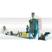 Wholesale Sealed PS Foam Sheet Extrusion Machine 100-220 Kg/H With Double Stage Exhaust Type from china suppliers