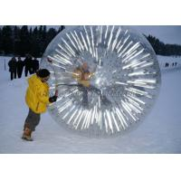 China Shining Inflatable Zorb Ball / Water Rolling Ball on sale