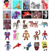 Inflatable animal toys
