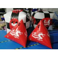 Wholesale 2 Meter Water Marine Marker Buoys Inflatable Cube Buoys OEM Service from china suppliers