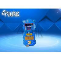 Blue Amusement Game Machines Shark Crazy Little Gunman Double Guns Arcade Shooting Video Game