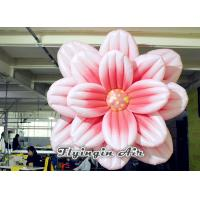 Wholesale 3m Hanging Inflatable Flower for Exhibition and Stage Decoration from china suppliers