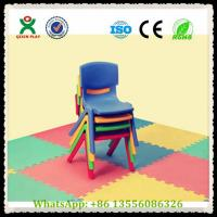 Wholesale China Cheap Kids Plastic Stackable Chairs / Kindergarten Stackable Plastic Chairs QX-194B from china suppliers