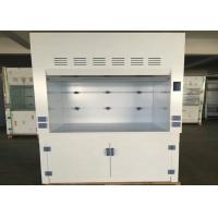 Wholesale Lab Equipment PP Fume Hood Acid Resistant Full Cover Type Lamp Inside from china suppliers